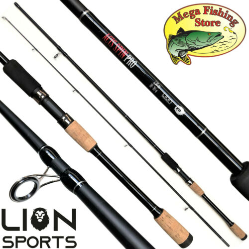 Raubfisch Rute Angelrute 10-30g Lion Sports Acis Spin Pro Spinrute 2,10m
