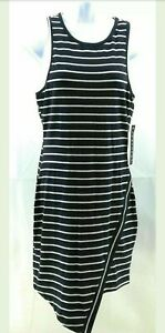 Be Bop Womens Sleeveless Striped Casual Tank Dress Juniors BHFO 0516