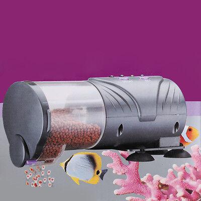 Automatic Fish Feeder Aquarium Tank Auto Food Timer Feeding Dispenser