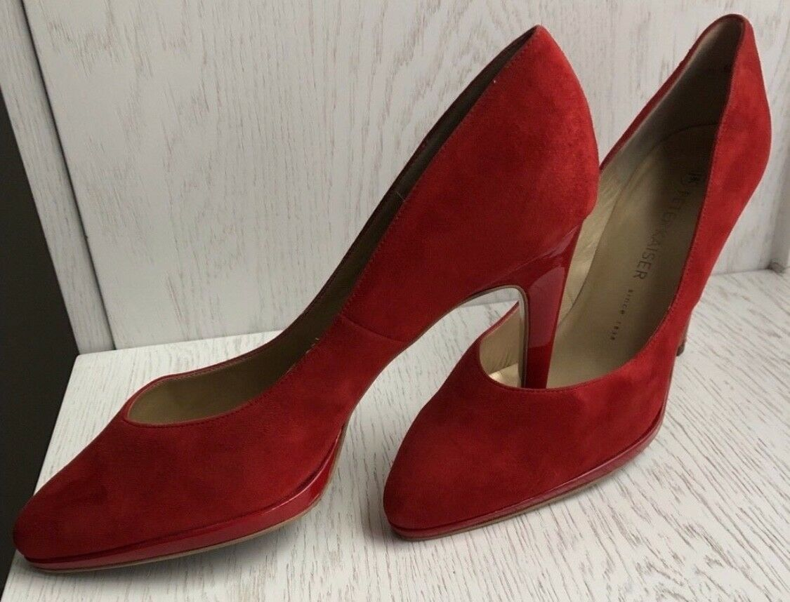 Peter Kaiser Pumps, rot, rot, Pumps, Gr 7 fe09ad