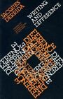 Writing and Difference by Jacques Derrida (Paperback, 1980)