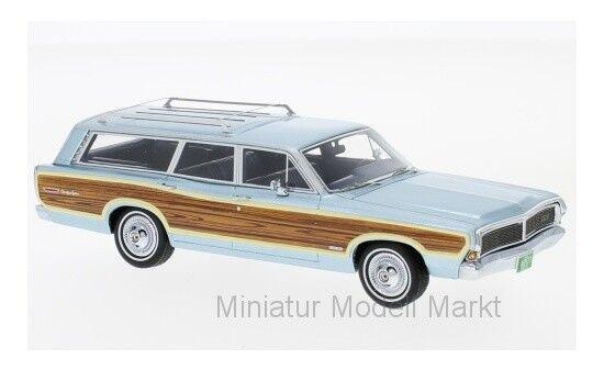 comprar barato  47300 - Neo ford ford ford Ltd country Squire-metálico-azul claro decoración - 1968 - 1 43  comprar marca