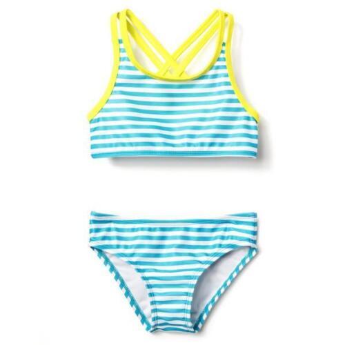 NWT Gymboree Girls Rash Guard Set 3-pc Swimsuit Surf 5//6,7//8,10//12,14