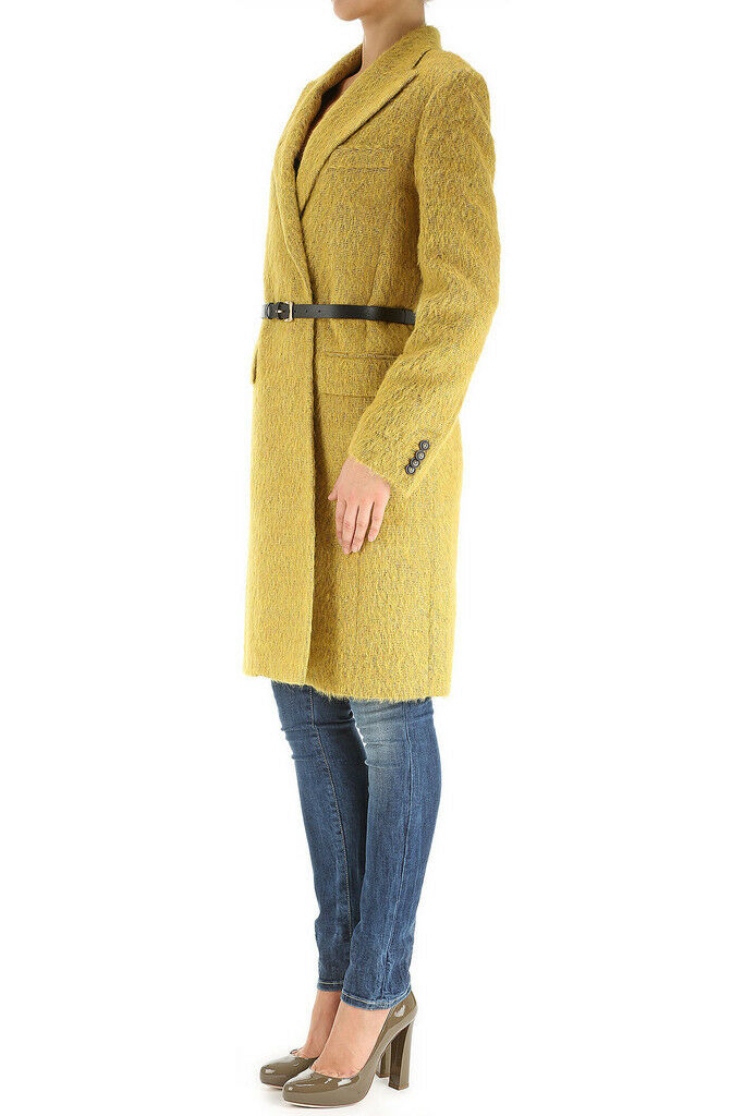 Paul Smith Smith Smith cappotto cintura, belt coat SIZE 42 9e3dc1