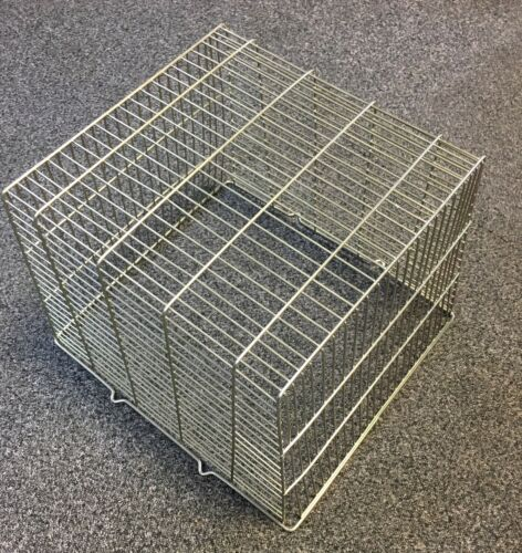 "TG15 Boiler Flue Terminal Guard 14/"" x 13/"" x 10.5/"" rectangular zinc finish basket"