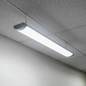 Lights Of America Premium 8500s 60 Watt Led Shop Light 5500 Lumens 4