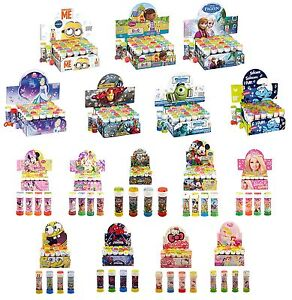 CHARACTER-BUBBLES-Boys-Girls-Party-Bag-Fillers-Choose-Amount-Loot-Toys-Kids