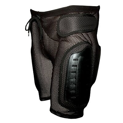 NEW PADDED IMPACT SHORTS MOTOCROSS ENDURO MTB ROCK TRIALS ARMOUR PANTS PROTECTOR