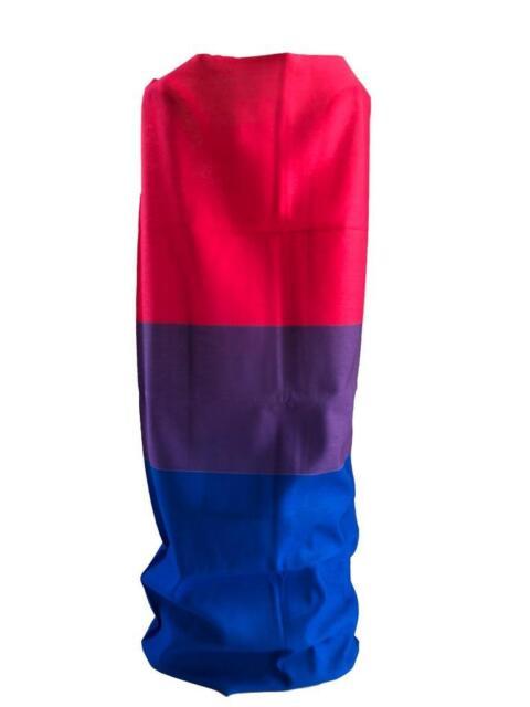 Unisex multifunctional bandana for head scarf or headband Rainbow neck Rainbow Pride Gay Gay Pride LGBT Bandana