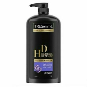 Tresemme Hair Fall Defence Shampoo For Strong hair With Keratin Protein 1 ltr
