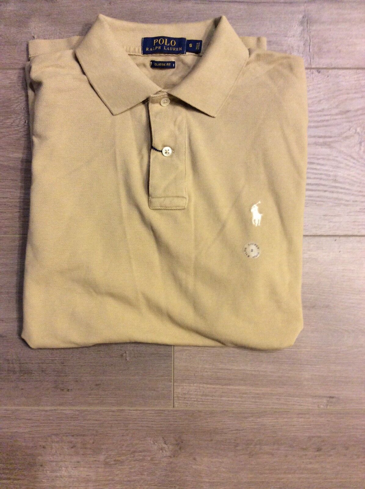 51c11244b Polo Ralph Lauren Men Polo Shirt- Small. New Wit nzluft6973-Polos ...