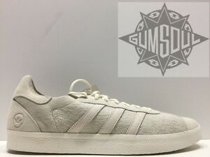 best sneakers 5a3bf cdeb0 Image is loading ADIDAS-CONSORTIUM-WINGS-HORNS-WH-GAZELLE-OG-OFF-