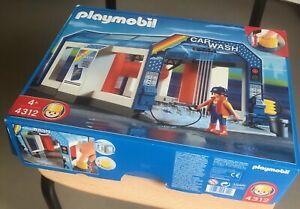 Playmobil 4312 - carwash in original box