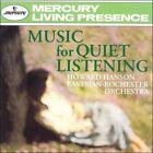 Music for Quiet Listening (CD, Nov-1994, Mercury)
