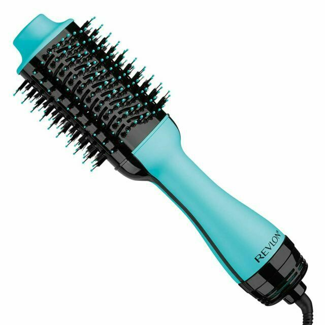 Revlon 1100W Hair Dryer And Volumizer Hot Air Brush  - $30.00