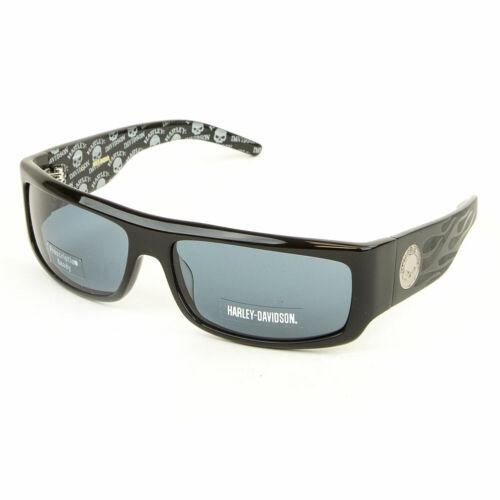 Harley-Davidson Men/'s Sunglasses HDX805 BLK-3 62mm