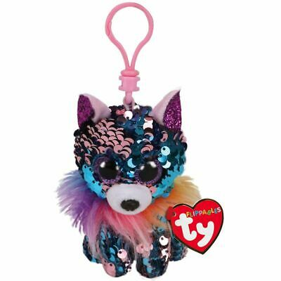 """TY Beanie Boos Flippables 9/"""" Medium YAPPY Color Changing Sequins Chihuahua MWMTs"""