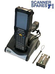 Symbol-Motorola-MC9090-GJ0HBFGA2WR-LORAX-1D-Long-Range-Barcode-Scanner-CE-amp-Dock