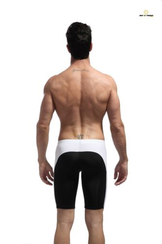 Brave Person Mens Fitness Jogging Pants Compression Tight Training Leggings GYM
