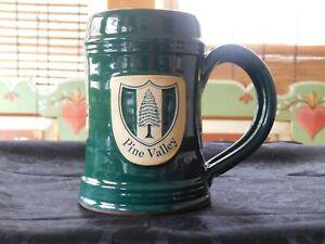 Pine Valley Golf Club Hand Thrown Ceramic Mug - Deneen ...