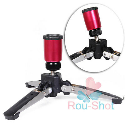 Universal 3 Legs Base Stand Monopod Tripod Unipod Holder Support For DSLR Camera