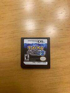 Pokémon: Black Version 2 (Nintendo DS) - Cartridge Only - Tested & Authentic
