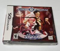 Code Lyoko: Fall Of X.a.n.a. (nintendo Ds, 2008) Sealed