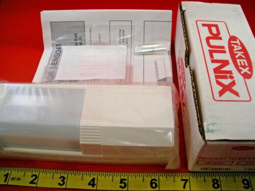 Takex PS-520E(W) Passive Infrared Door Sensor PIR PS-520E Pulnix Request to Exit
