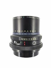 -JS- Mamiya 50mm f/4.5 W Lens for Mamiya Medium Format Cameras
