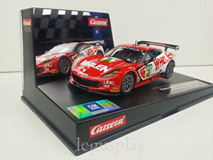 Slot Car Scalextric Carrera Evolution 27548 Chevrolet Corvette C7.R Whelen. º 31