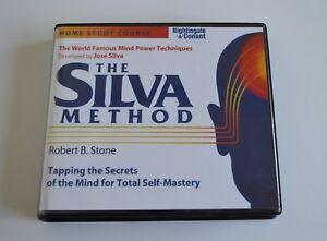 The-Silva-Method-Robert-B-Stone-Audiobook-8CDs