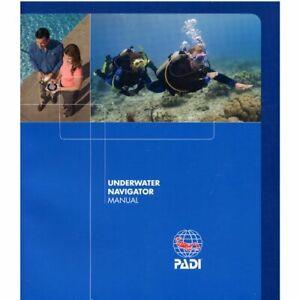 Padi-Specialty-Underwater-Navigation-Manual-Scuba-Diving-Book-Scuba-Diver-79302