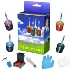 NEW CANON PIXMA MG 2250 3250 4250 INK CARTRIDGE REFILL KIT & TOOL PG-540 CL-541