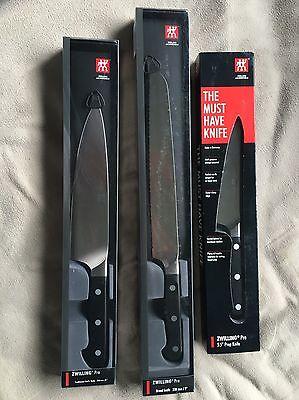 zwilling j.a. henckels knife set