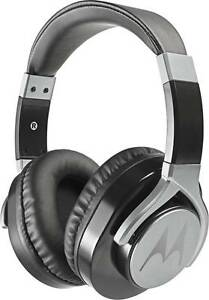 Motorola Pulse Max on ear Wired Headset Headphone with MIC +VAT Bill...