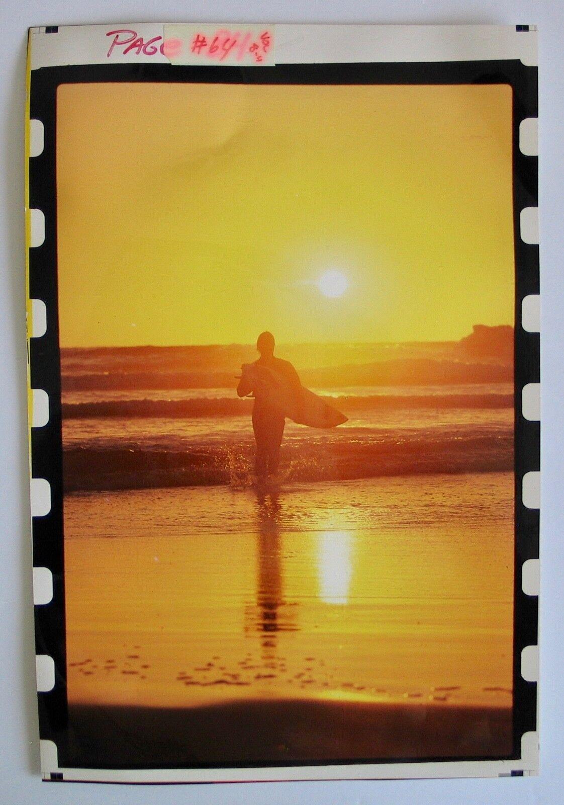 Vintage 1988 Original fotografía Breakout Surf Magazine Vol. 8 no 4 Tabla De Surf 4