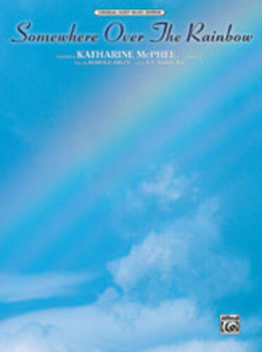 PVG single 26213 Katherine ALFRED Somewhere Over The Rainbow ; McPhee