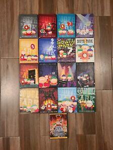 South Park Seasons 1-16