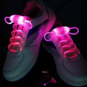 Pink Coloured LED Bright light up