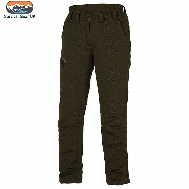 Deerhunter Deer-Tex® Lady Mary Trousers 100% Waterproof Windproof - Art Green