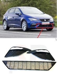FOR SEAT LEON FR 2017-2018 NEW FRONT BUMPER LOWER CENTER