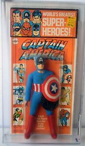 Captain America Mego 8   Captain America Mego 8
