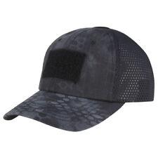 6fa28949713 Condor Mesh Tactical Baseball Cap Breathable Hat Original Kryptek Typhon  Camo