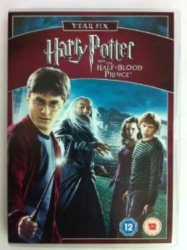 Harry Potter and the Half-Blood Prince DVD New & Sealed (2 disc) 50518920108