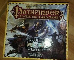 New/ Paizo Pathfinder Adventure Card Game Skull and Shackles Base Set