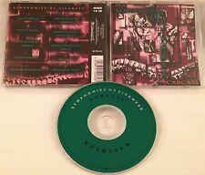 Carcass - Symphonies Of Sickness CD ORG 1994 EARACHE repulsion morbid angel