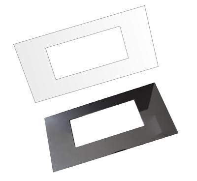 Film de protection pour DeLonghi Maestosa EPAM 960.75 GLM-Goutte à goutte en tôle-Tasses-Papiers
