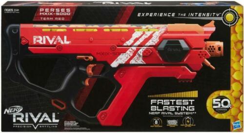 Nerf Rival Persian MXIX-5000 rouge neuf ** le plus rapide de sablage nerf Rival Système