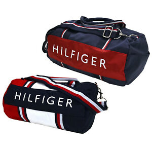 Image Is Loading Tommy Hilfiger Mini Duffel Bag Unisex Mens Womens