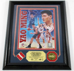 Yao Ming Houston Rockets Poster FREE US SHIPPING